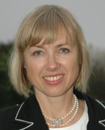 Anne Jørgensen har i flere år vært med i den ekspertgruppen som har løftet fram geodesi-prosjektet internasjonalt. (Foto: Kartverket)
