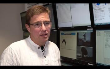 Direktør Per Erik Opseth ved Geodesi-divisjonen på Kartverket har vært en drivende kraft for å få Norge med i det internasjonale geodesi samarbeidet, ifølge Sverre Krüger. (Foto: Nova Vision)
