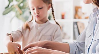 Støtte til prosjekt for barn med autisme
