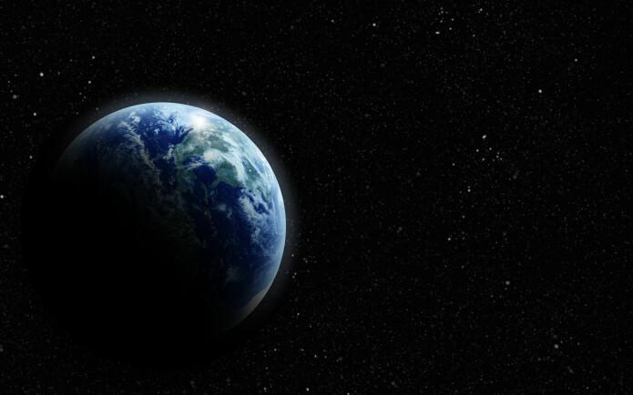 Er vi jordboere mutters alene i universet, eller er det andre der ute? Det er virkelig et spørsmål som kan holde en våken om natten. (Foto: Merydolla / Shutterstock / NTB scanpix)