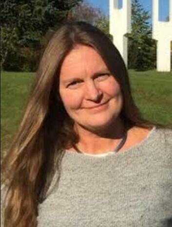De med skjult stamming opplever like mye stammebesvær som andre stammere, sier forsker Hilda Sønsterud. (Foto: UiO)