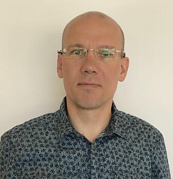 Professor Jukka Corander fra Det medisinske fakultet ved Universitetet i Oslo. (Foto: UiO)