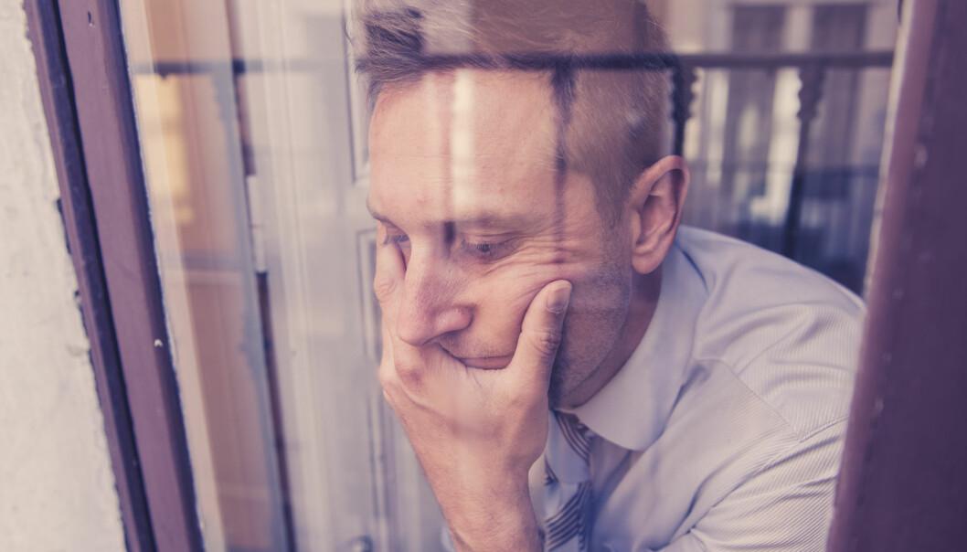 To bakteriegrupper var nesten fraværende i tarmfloraen til folk med depresjon. (Sam Wordley, Shutterstock / NTB scanpix)