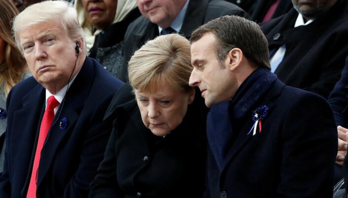 Svekkelsen av forholdet mellom Europa og USA startet lenge før Trump