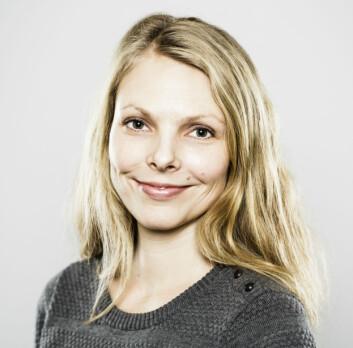 Hilde Mellegård forsker på bakterier og mattrygghet. Hun har plukket ut fem bakterier du absolutt ikke vil ha i maten din. (Foto: Gisle Bjørneby / NMBU)
