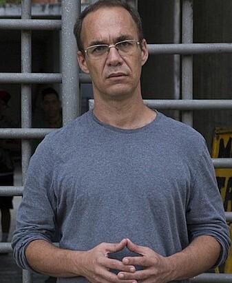 Kriminolog Andrés Antillano opplever at forskningen hans blir brukt politisk. (Foto: Gabriela Garcia/Venezuela Analysis)