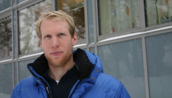 Eivind Andersen, prosjektleder i Eurofit. (Foto: privat)