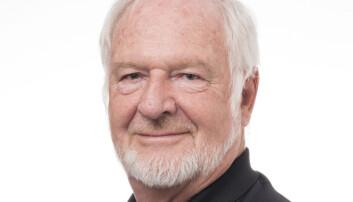 Glyn Roberts, professor ved Norges idrettshøgskole. (Foto: NIH)