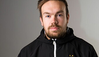 Vegard Skorstad i Rosenborg. (Foto: RBK)