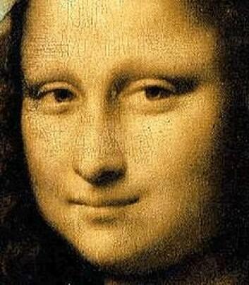 Leonardo da Vinci skapte Mona Lisas spesielle smil gjennom bevisst å male øyekrokene og munnviken uklare. Det gjorde han ved hjelp av en avansert maleteknikk brukt i renessansen, kalt sfumatu.