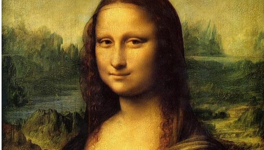 Joda, Mona Lisa smiler