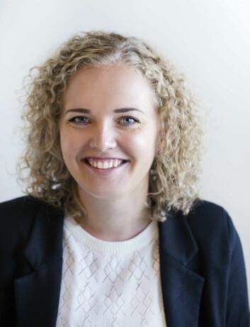 Kristin Sunde er stipendiat ved Universitetet i Stavanger. (Foto: Elisabeth Tønnessen)
