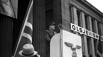Da Quisling snakket pent om kommunistene i Russland