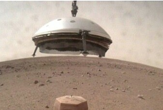 Har InSight sendt oss lyden av et Mars-skjelv?
