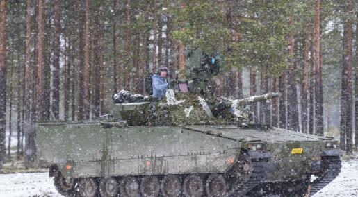 FFI-rapport: Dagens forsvarsplan har «alvorlige operative mangler»