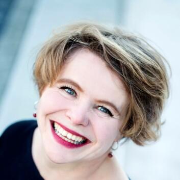 Brita Strand Rangnes er førstelektor ved Universitetet i Stavanger. (Foto: Elisabeth Tønnessen)