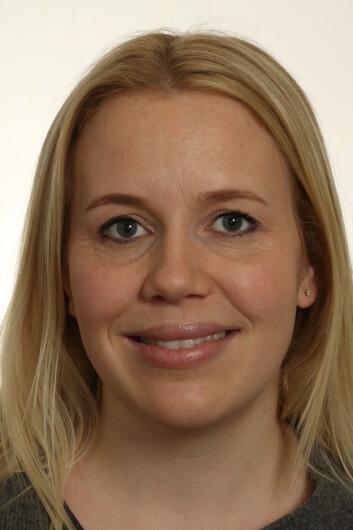 Christina Hvaring har forsket på  alvorlig agensi. (Foto: OD/UIO)