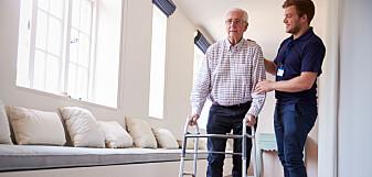 Tror hjemmesykepleien blir bedre dersom pasientene får være med å bestemme