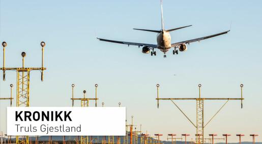 Myndighetene bør tenke nytt om hvorfor folk blir plaget av støy rundt flyplasser