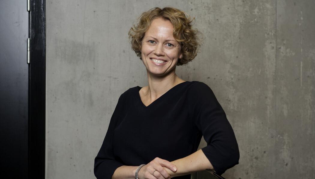 – Vi har null aksept for at folk utnytter stillingen sin for å oppnå urettmessige særfordeler, sier NHH-professor Tina Søreide. (Foto: Helge Skodvin)