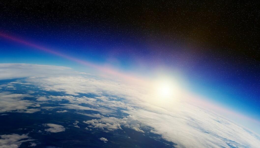 Historien om ozonhullet blir ofte trukket fram som en miljøtriumf, en modell og et forbilde for klimasaken. Ifølge denne, forhindret vi en katastrofe ved å følge føre var-prinsippet. (Illustrasjon: sdecoret, Shutterstock, NTB scanpix)