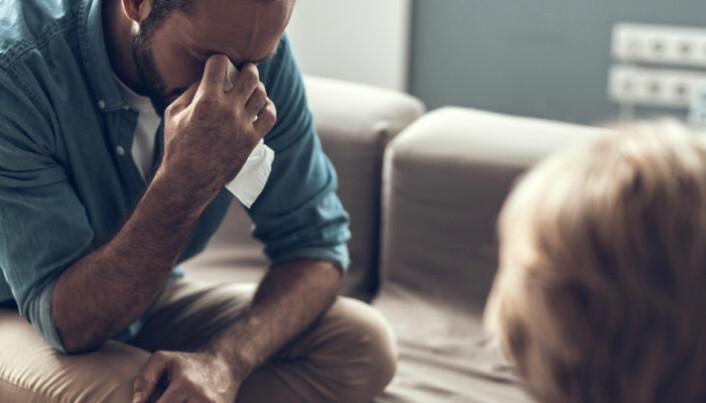 Helsepersonell sliter i møte med pasienter med selvmordstanker