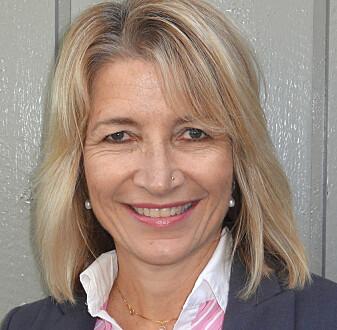 Forsker Sigrid Helene Kjørven Haug vil ha forskningsbasert kunnskap om eksistensielle temaer i helsevesenet og i utdanningen av helsepersonell. (Foto: