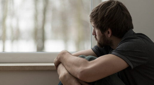 Depresjon kan være like farlig for hjertet som fedme