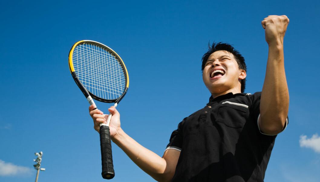 Den knyttede neven kan spille en viktig rolle for motivasjonen i et idrettsoppgjør.  (Foto: arek_malang / Shutterstock / NTB scanpix)