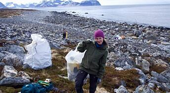 Stor interesse for forskning på plastforurensing