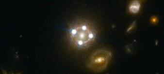 Hvor fort utvider universet seg?