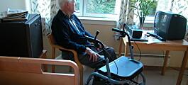 Vanskelig å bli kvitt depresjon hos eldre pasienter