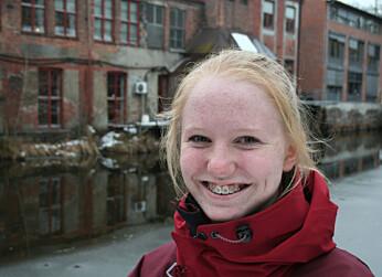 Ida Frøyland (13 år) er forskning.nos nye ungdomsreporter.