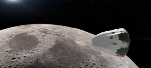 Privatferder til Månen