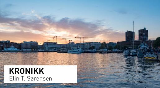 Skal vi få mer liv i Oslofjorden, er det ikke kunstige øyer vi trenger