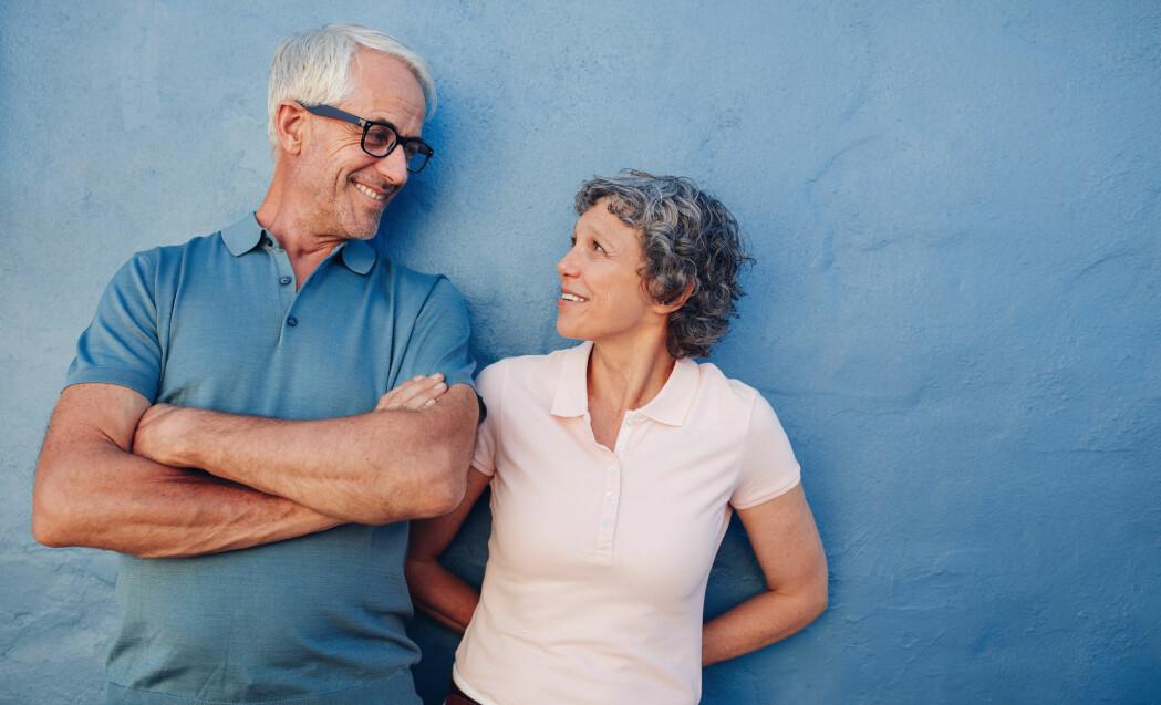 Siden 1990 er norske menn blitt litt over tre måneder eldre, for hvert eneste år som har gått. Kvinner er blitt litt under to måneder eldre for hvert år. Hvor lenge kommer vi til å leve i framtiden? (Foto: Jacob Lund / Shutterstock / NTB scanpix)