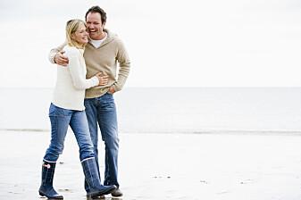 Forskjellen i levealder mellom kvinner og menn er nesten halvert siden 1990. Da var den på 6,4 år. I 2017 var den bare 3,4 år. Dermed er vi tilbake til den forskjellen i levealder mellom kjønnene som var før 2. verdenskrig. (Foto: Monkey Business Images / Shutterstock / NTB scanpix)