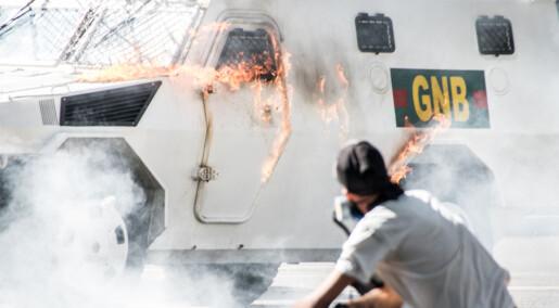 Venezuela: Får ikke vite om drap i eget land