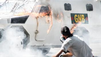 Myndighetene i Venezuela gir ikke lenger ut viktig statistikk om fattigdom og kriminalitet