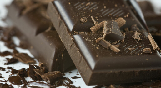 Er mørk sjokolade egentlig sunt?
