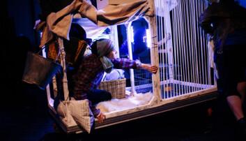 Forskere vil bruke teater som et møtepunkt for mennesker med ulik kulturell bakgrunn. (Foto: Asbjørn Jensen/UiS)