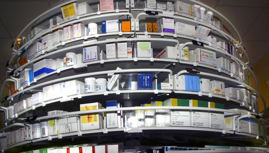 Amerikanske pasientforeninger får penger av legemiddelfirmaer