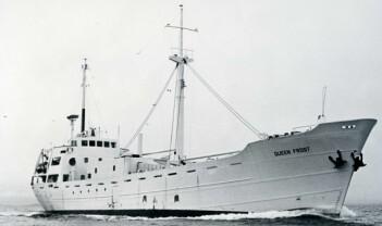 Fryseskipene som revolusjonerte sardinproduksjonen