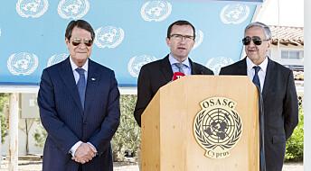Kronikk: Nytt forhandlingsbrudd i ferieparadiset Kypros