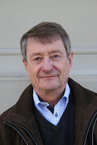 Matteprofessor Geir Ellingsrud, tidligere rektor ved Universitetet i Oslo og nåværende styreleder ved CAS Oslo. (Foto: CAS Oslo)