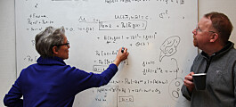 – Det er vanskeligere for kvinner å komme seg opp og fram i matematikken