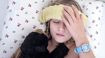 Tilfellene av influensa øker