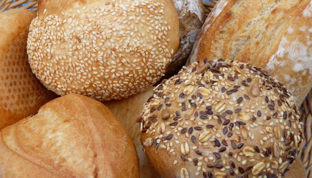 En fristende brødkurv, men hva i brødlagingsprosessen er det som slipper ut mest? (Foto: 3268zauber/CC BY-SA 3.0)
