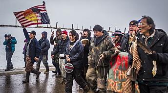 Kronikk: DNB låner ut milliarder til klimafiendtlig oljeprosjekt i Nord-Dakota