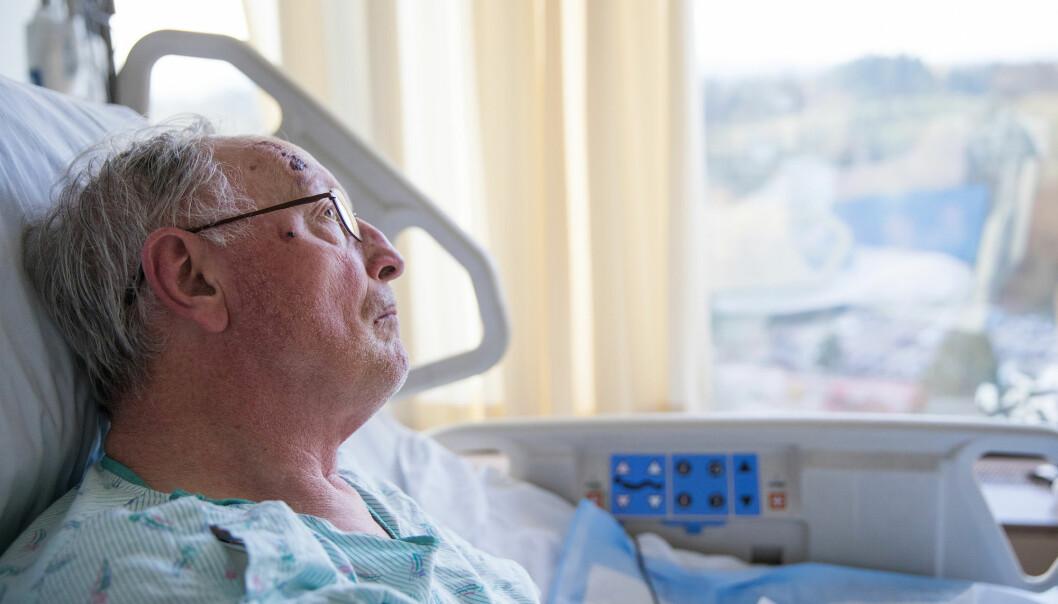 – Sykehus bør være «vennlige» for alle. Og det som er bra for en person med demens, er bra for alle, sier forsker. (Illustrasjonsofoto: MPH Photos / Shutterstock / NTB scanpix)